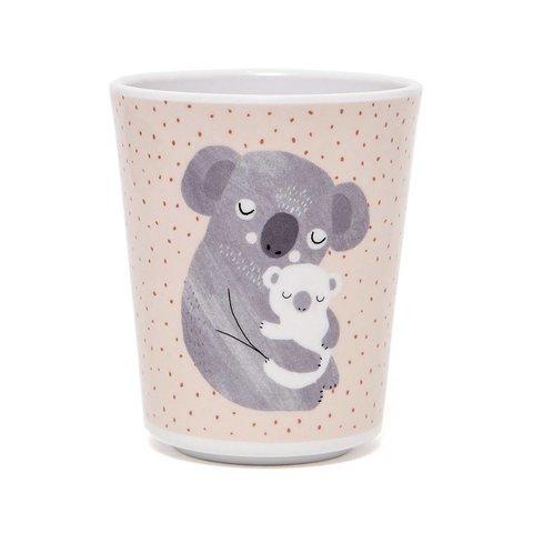 Petit Monkey melamine beker koala beer