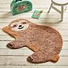Sass & Belle vloerkleedje luiaard Happy Sloth mini