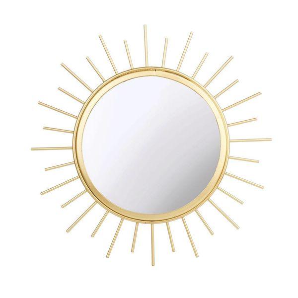 Sass & Belle Sass & Belle spiegel goud Sunburst Mirror