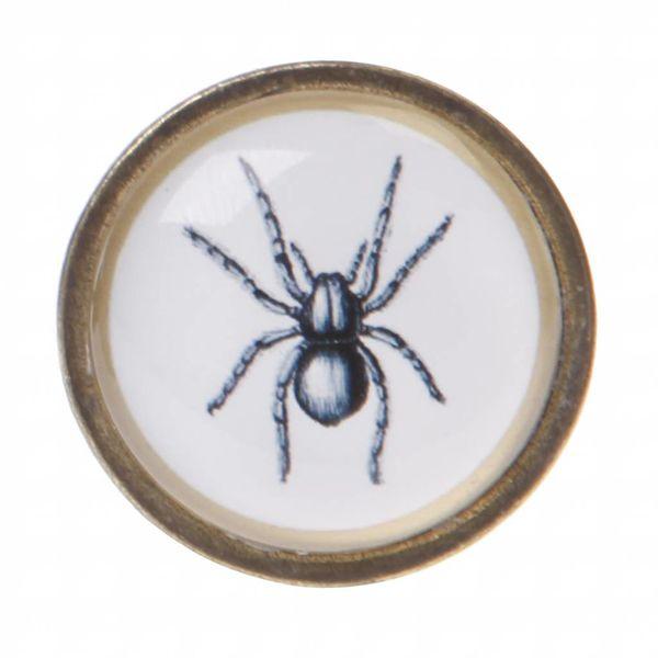 Sass & Belle Sass en Belle deurknop spin met metalen frame