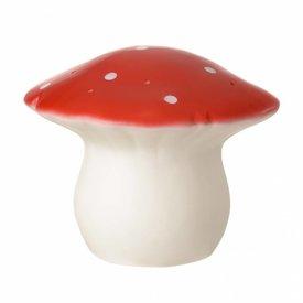 Heico figuurlampen Figuurlamp vliegenzwam rood klein