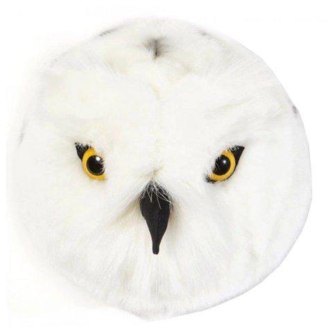 Wild & Soft  beestenkop sneeuwuil