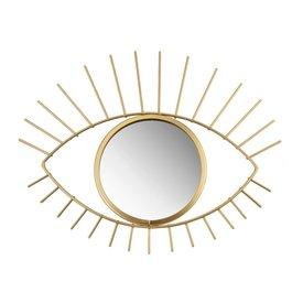 Sass & Belle Sass & Belle spiegel oog goud