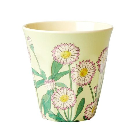 Rice melamine beker bloemen Daisy Print