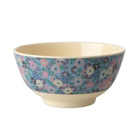 Rice melamine schaal Small Flower