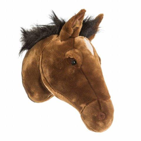 Wild & Soft beestenkop paard
