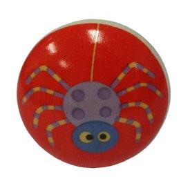La Finesse La Finesse deurknop spin rood