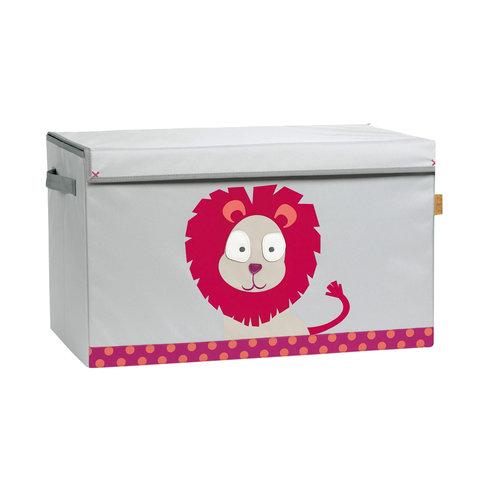 Lässig speelgoedkist leeuw