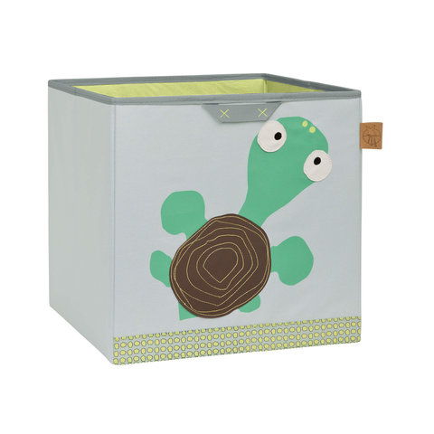Lässig opbergmand schildpad