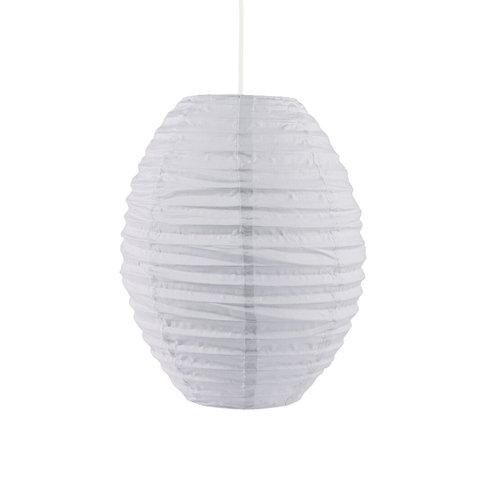 Kidsconcept kinderlamp grijs ovaal