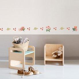Mimi'lou Mimilou muursticker bloemen Frise Spring