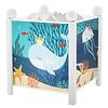 Trousselier magische lamp oceaan wit