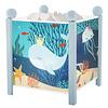 Trousselier magische lamp oceaan blauw