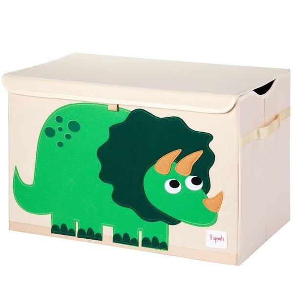 3 Sprouts 3 Sprouts speelgoedkist dinosaurus