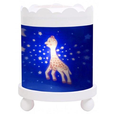 Trousselier magische lamp  Sophie de Giraffe