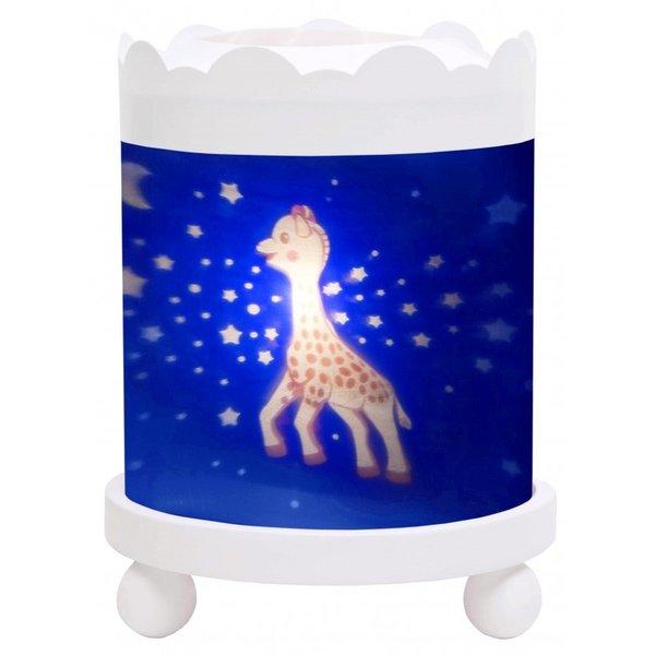 Trousselier Trousselier magische lamp  Sophie de giraffe Milky Way rond