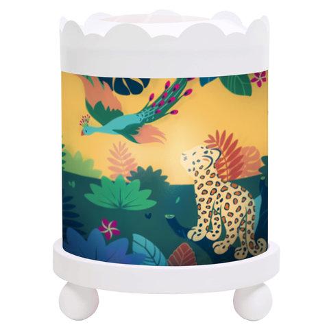 Trousselier magische lamp  Savanne rond