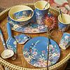Rice melamine beker bloemen Flower Collage