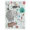 KEK Amsterdam muursticker dieren Fiep Westendorp olifant
