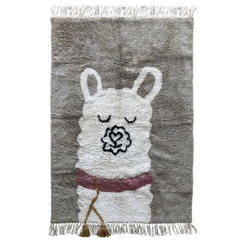 Tapis Petit kindervloerkleed lama
