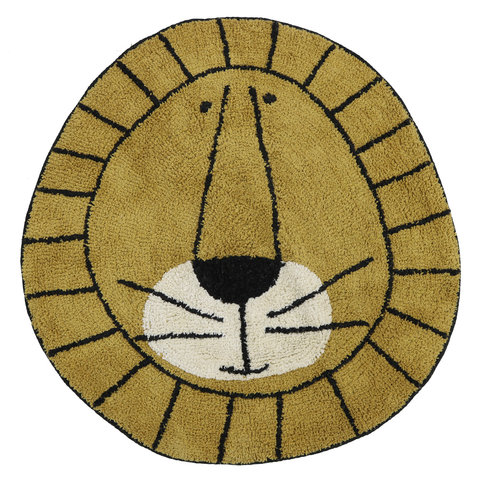 Tapis Petit kindervloerkleed leeuw