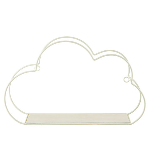 Sass & Belle wandplank wolk