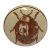 La Finesse kastknopje kever lieveheersbeestje creme