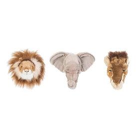 Wild & Soft Wild & Soft  dierenkoppen mini safari