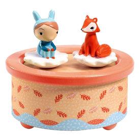 Djeco Djeco magnetische muziekdoos Fox Melody