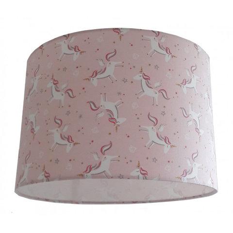Designed4Kids kinderlamp eenhoorn roze