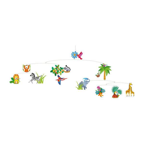 Djeco Djeco mobiel jungle Le Monde de la Jungle