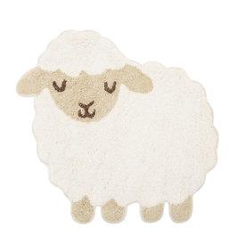 Sass & Belle Kindervloerkleed mini schaap