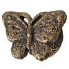 Clayre en Eef deurknop vlinder goud groot