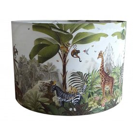 Designed4Kids Designed4Kids kinderlamp Jungle Love