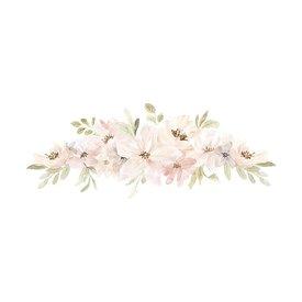 Lilipinso Lilipinso muursticker bloemen Appoline