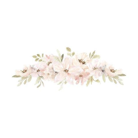 Lilipinso muursticker bloemen Appoline