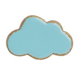 Bombay  Duck Bombay Duck deurknop  wolk lichtblauw
