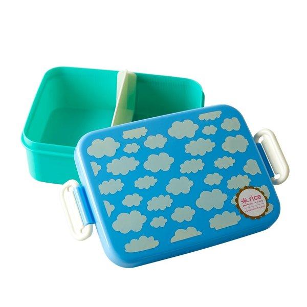 rice Denmark Rice lunchbox wolken blauw