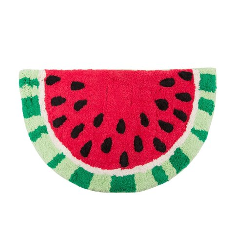 Kindervloerkleed watermeloen mini
