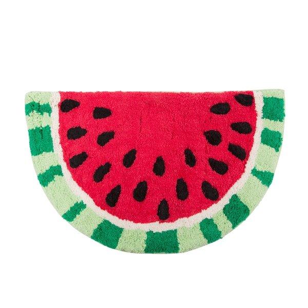 Sass & Belle Sass & Belle mini vloerkleedje kinderkamer watermeloen
