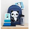 A Lovely Little Company lunchbox panda set van 4