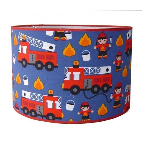 Designed4Kids kinderlamp brandweer