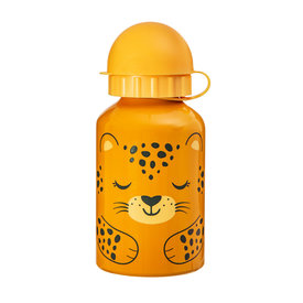 Sass & Belle Sass & Belle waterfles luipaard