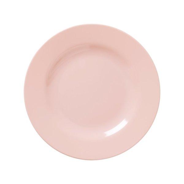 rice Denmark Rice melamine lunchbord lichtroze Soft Pink