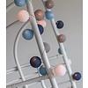 Cotton Ball lLights lichtslinger sailor blauw USB