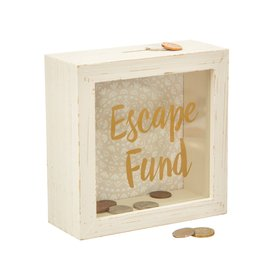 Sass & Belle Sass & Belle spaarpot Escape Fund