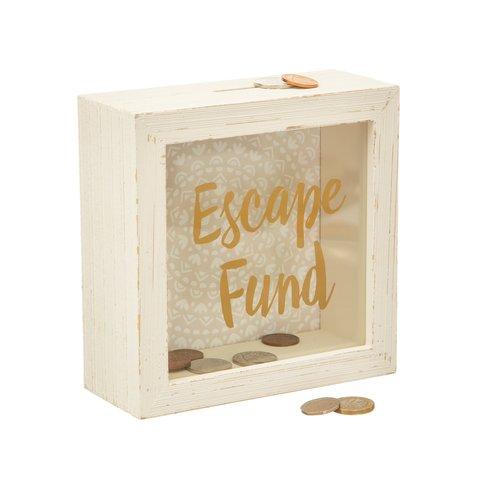 Sass & Belle spaarpot Escape Fund