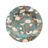 Rice melamine bord rond Fall Flower print