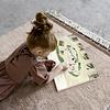 Tapis Petit vloerkleed kinderkamer Julie roze