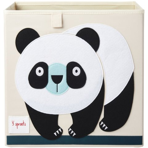 3 Sprouts opbergmand panda